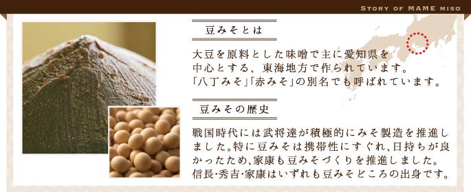 豆みそ 大豆